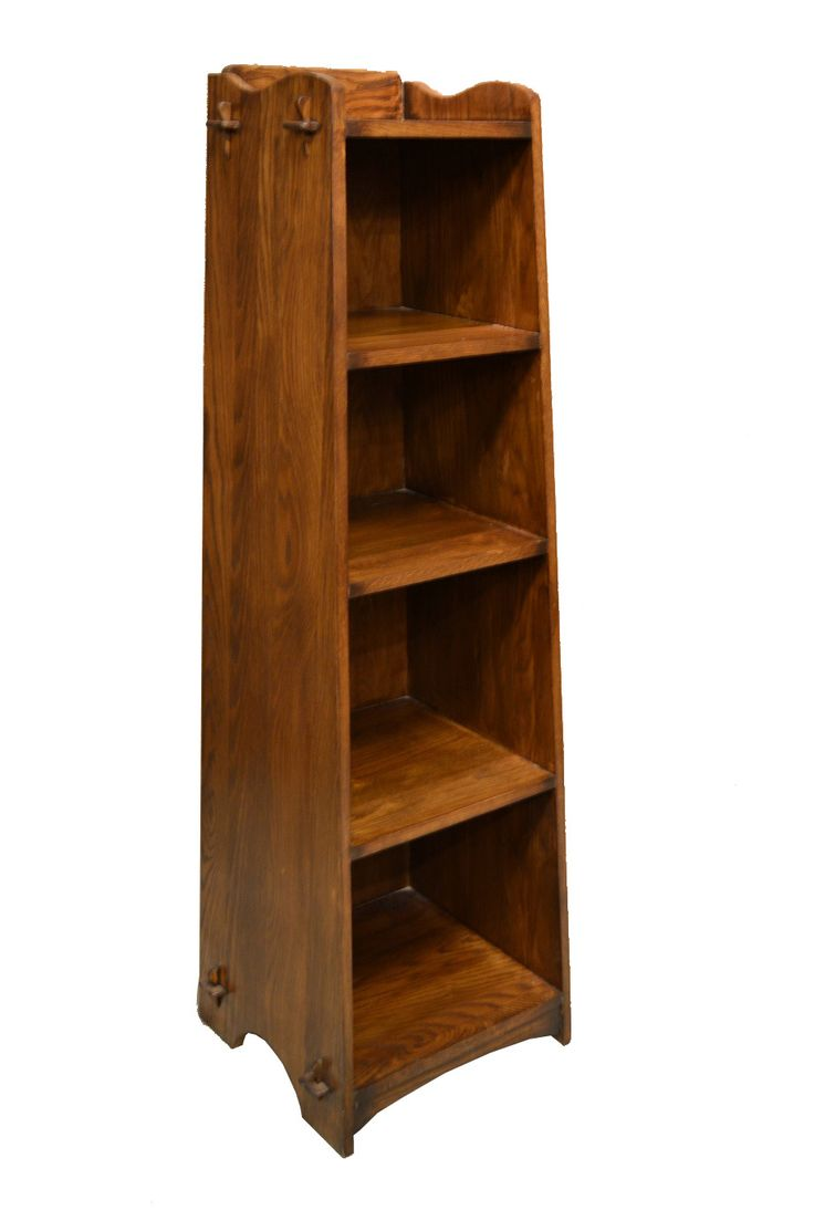 267 best images about shelves on pinterest mission for Craftsman style bookcase plans