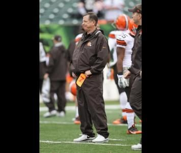 NFL: Browns OC Norv Turner to Interview with Vikings