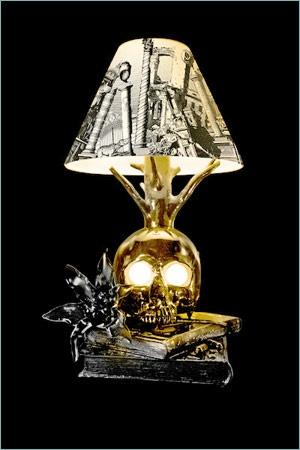124 mejores imgenes de skull stuff en pinterest calavera de skull lamp aloadofball Image collections