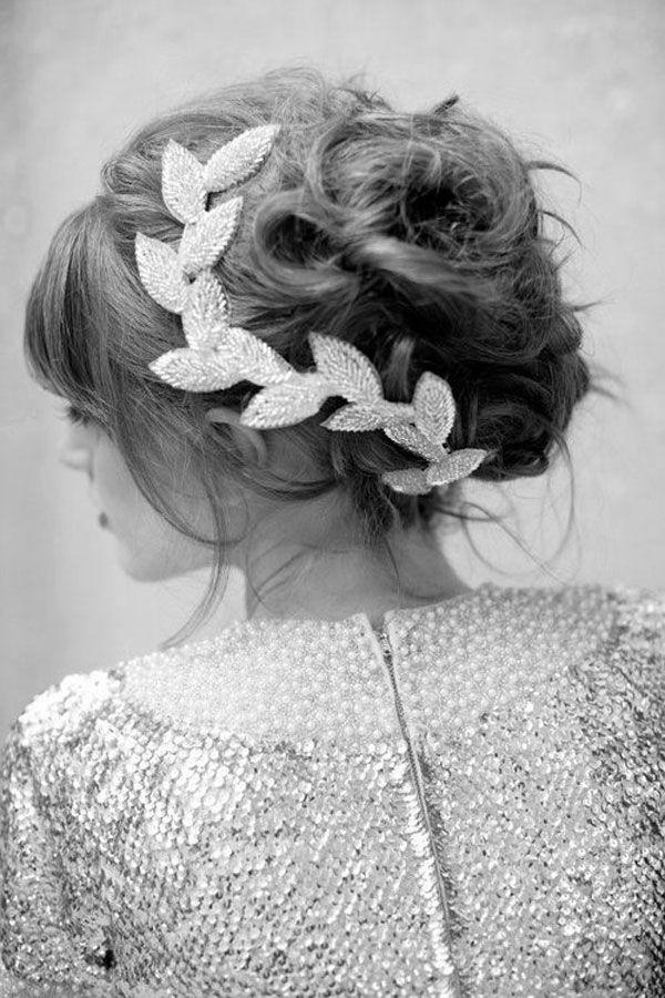 ♥: Wedding Hair, Messy Hair, Head Pieces, Bridal Headpieces, Hair Pieces, Messy Buns, Bridal Hair, Hair Style, Hair Accessories