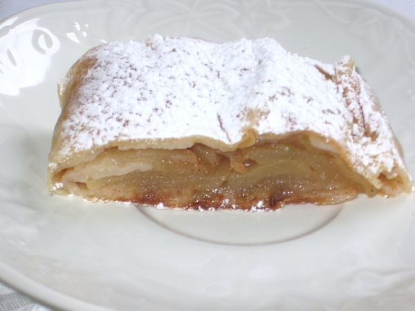My Favorite Hand-Stretched Strudel