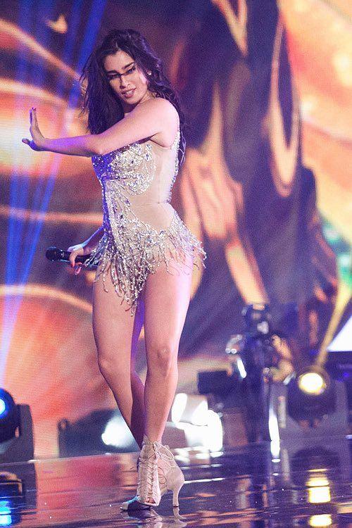Fifth Harmony performing on @DancingABC