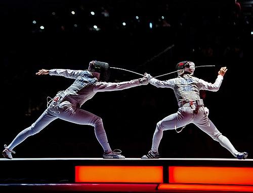 Olympics womens fencing  Go fencing! Accomplished January 27, 2014 hopefully I can go again soon!
