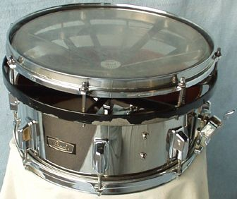 1978 Pearl Vari Pitch Snare Drum - it's simply a roto tom with a shell (tom or snare) - it didn't catch on so it didn't sell well.