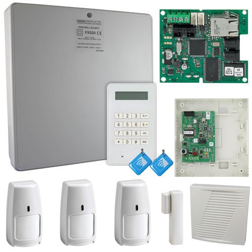 Mejores 13 imgenes de security alarm system en pinterest alarma honeywell galaxy flex fx020 control panel feature packed intruder alarm and access control security solution incorporating solutioingenieria Image collections