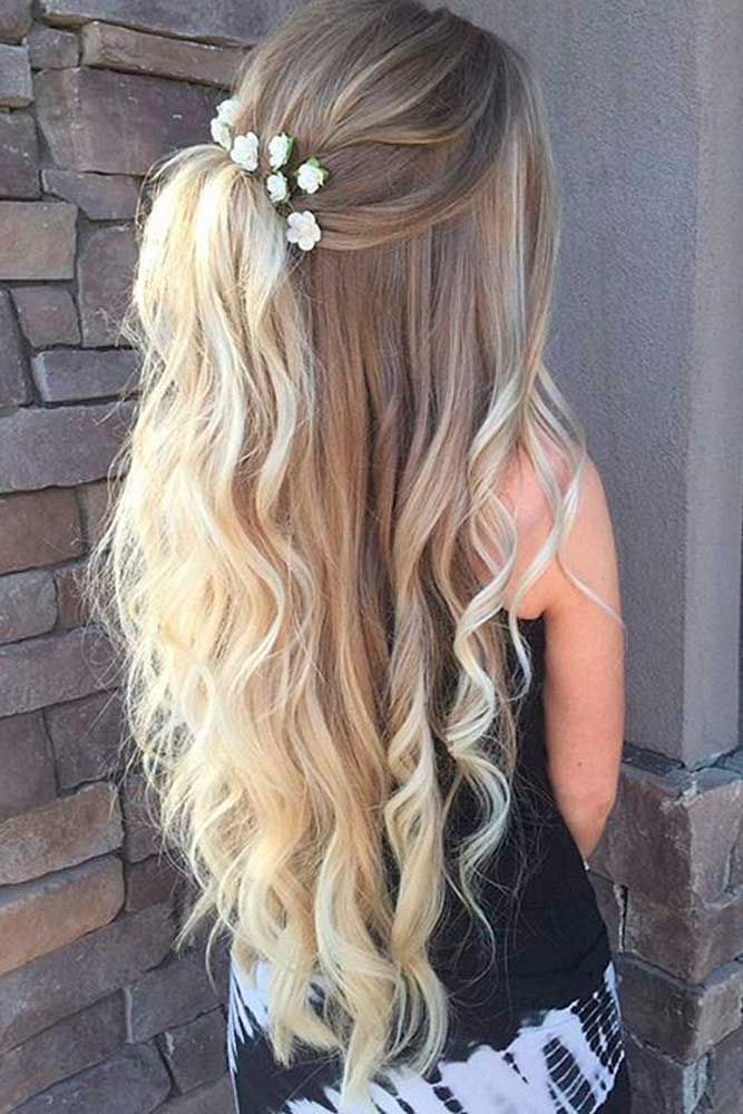 unique homecoming hairstyles