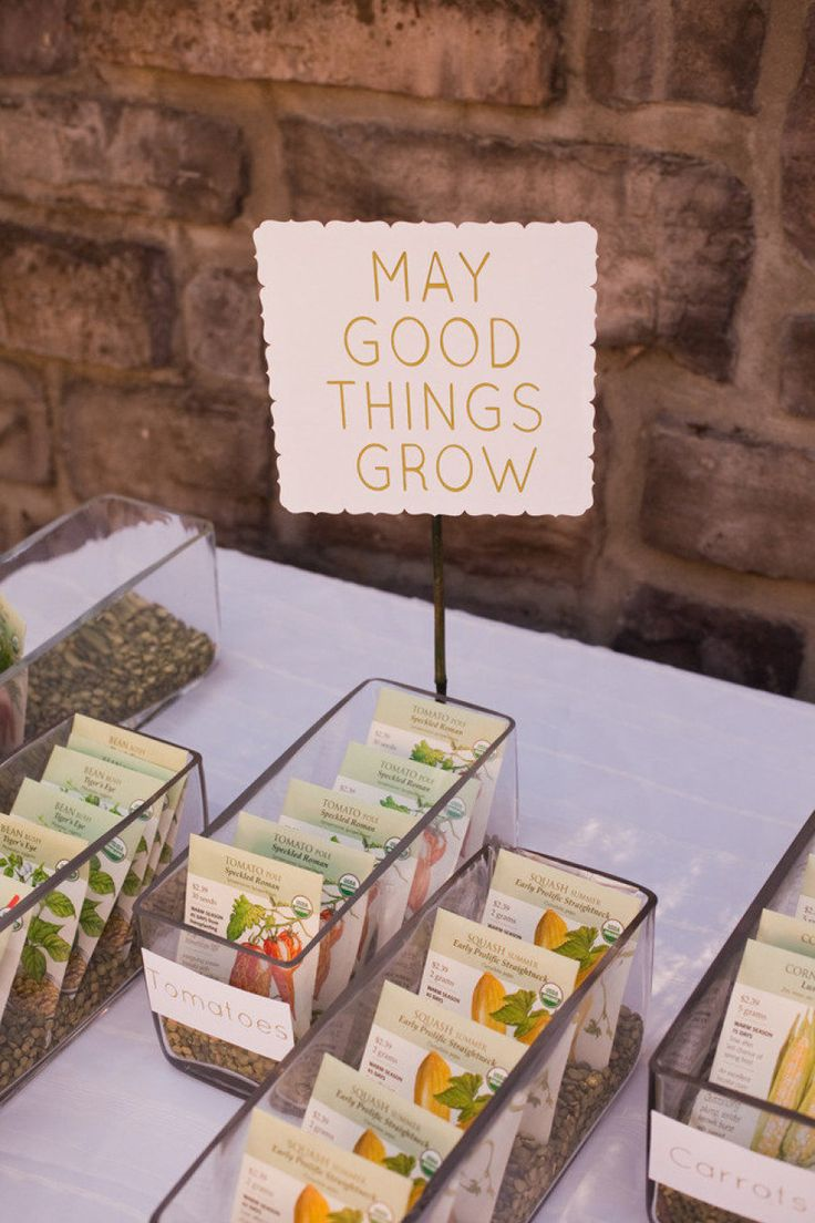 17 Best Images About Wedding Seed Packet Favors On Pinterest Belly Bands W