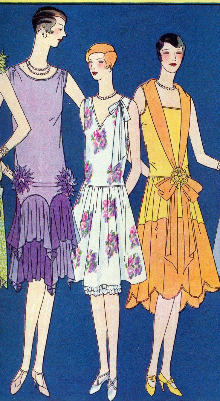 Butterick Pattern Catalogue Summer 1927 | eBay
