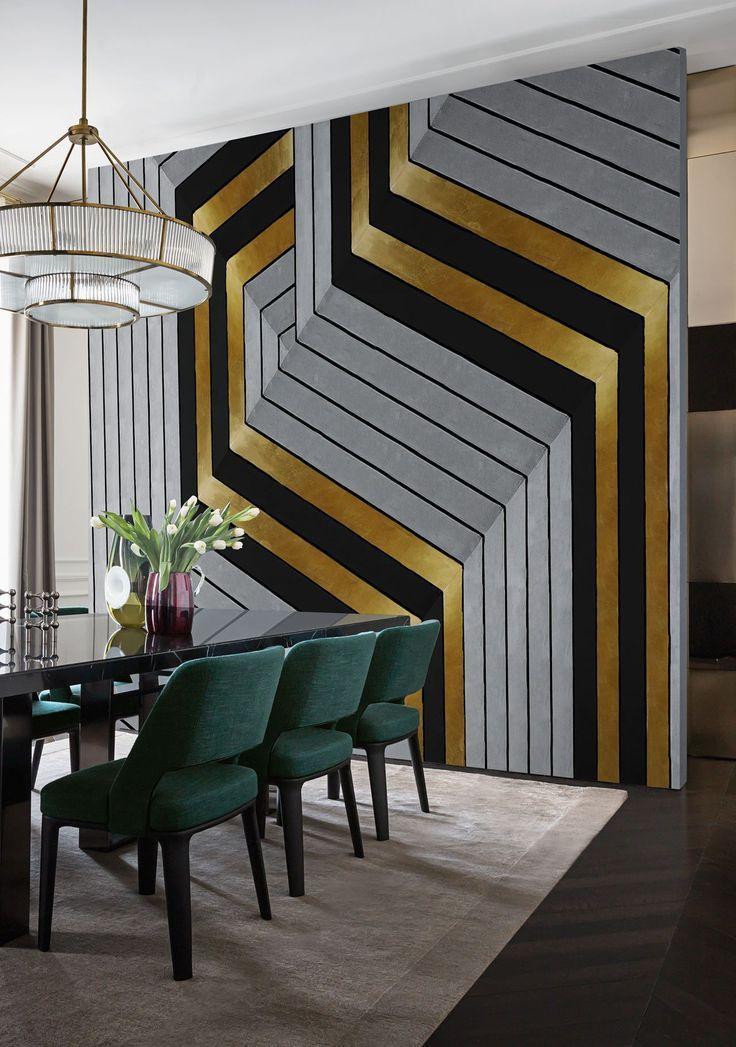 Christian Benini Unfolds The Secrets Of Wall Dec Wallpapers