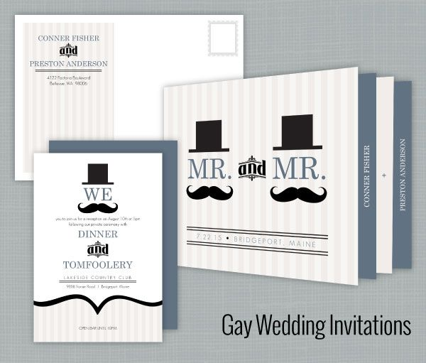 Wedding Paperie lets you create your own kick-ass themed wedding invitations! | Offbeat Bride