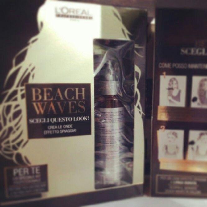 #Capelli#Beachwaves#l'oreal#estate#onde#thebosshair&treatments#corsolodi15#Milano