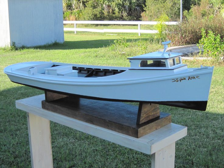 model work boat | COMMERICAL FISHING BOATS | Pinterest | Models and Boats