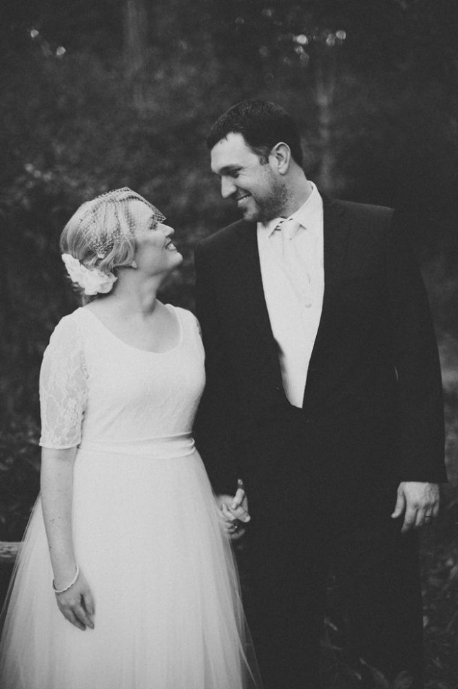 Vintage Bride ~ Eco Wedding of Mel and Lindsey ~ Sophie Baker Photography ~ [vintagebridemag.com.au] #vintagebride #realwedding