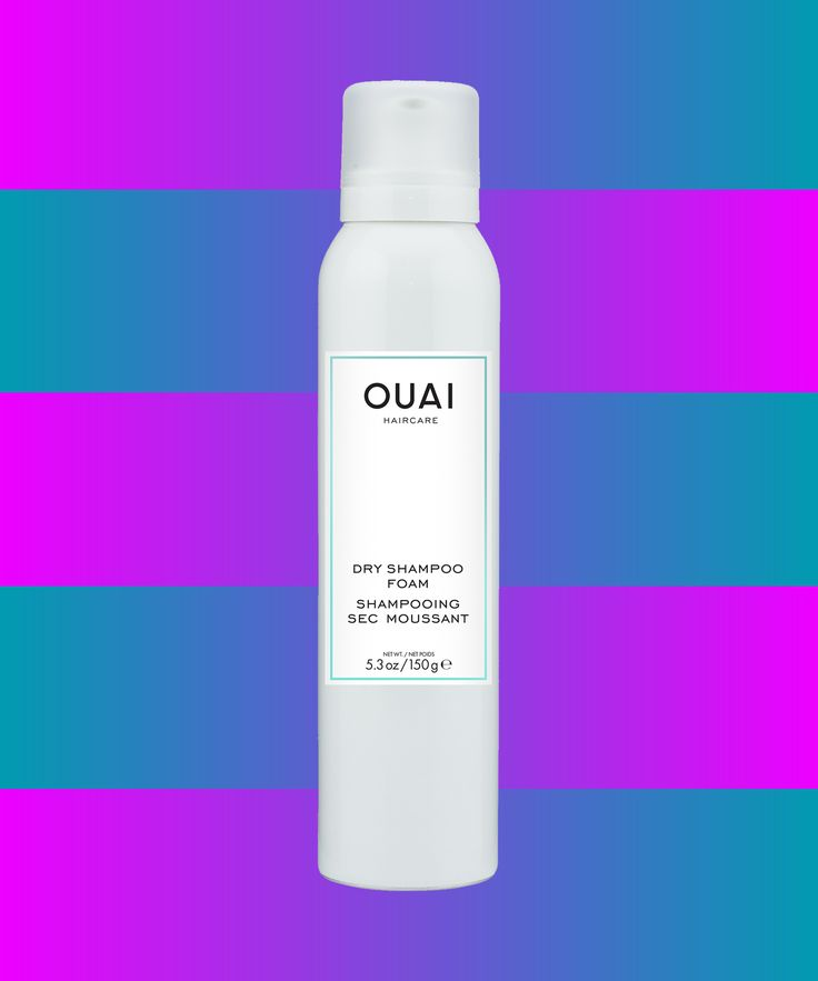 Ouai New Dry Shampoo Foam Jen Atkin Hair Video Review | We tried Ouai's new dry shampoo foam — & we're not holding back our thoughts. #refinery29 http://www.refinery29.com/2017/01/135025/ouai-dry-shampoo-foam-jen-atkin-how-to-video