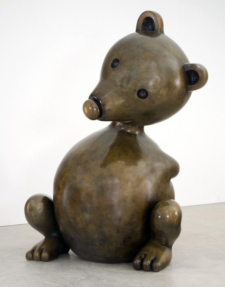 Tom otterness- Mouse