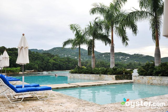 Round Hill is phenomenal. Sincere, intimate hospitality; private child care; large, beautifully designed rooms by Ralph Lauren; and breathtaking grounds (to which no photo can do justice) -- it is easily among the best resorts in Jamaica, even with a few mosquitoes and ants in the room.