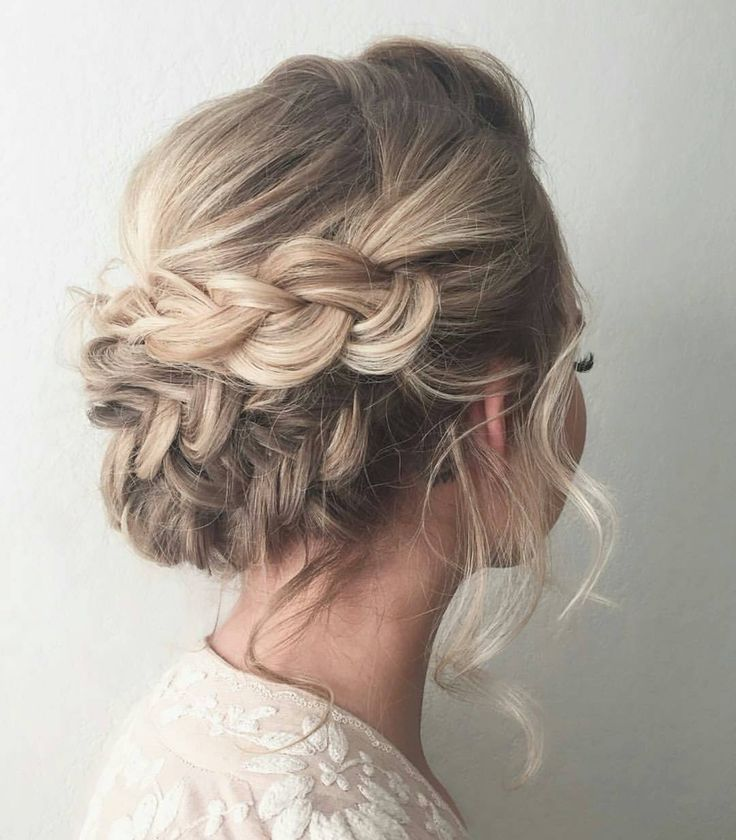 Brilliant 1000 Ideas About Prom Hairstyles On Pinterest Hairstyles Hairstyles For Women Draintrainus