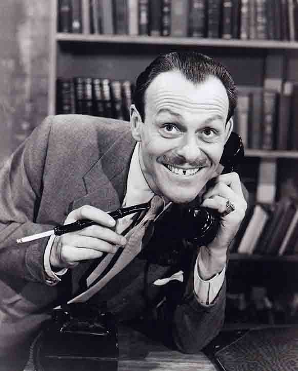 Terry Thomas  1911-1990 'I say, what an absolute bounder !' A King of Comedy