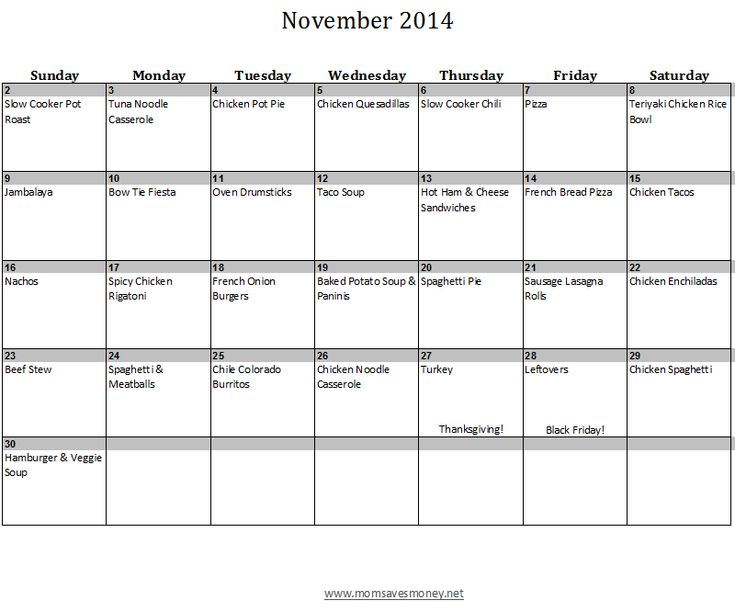 The 25+ best Monthly meal planning ideas on Pinterest Monthly - meal calendar