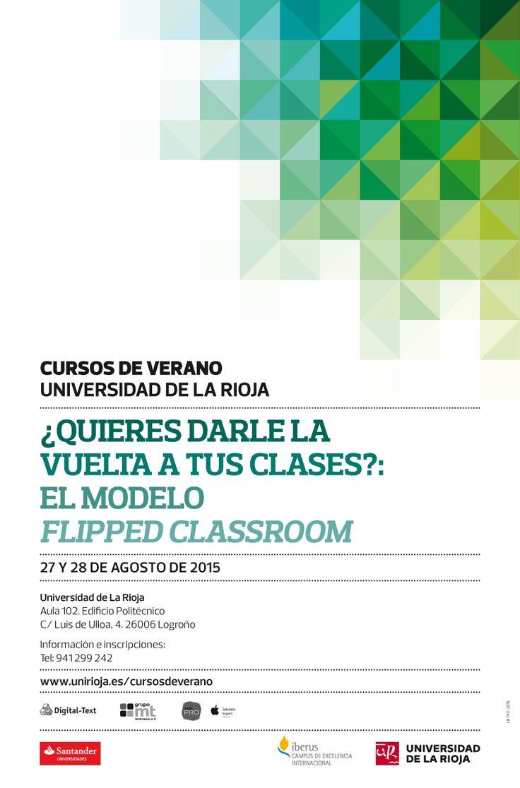 Este curso de 14 horas tiene como objetivo conocer el modelo Flipped Classroom (clase inversa), analizar su posible aplicabilidad en el contexto de la Educación Secundaria y superior, las ventajas de su desarrollo así como los problemas o inconvenientes que nos podemos encontrar a la hora de llevarlo a la práctica.