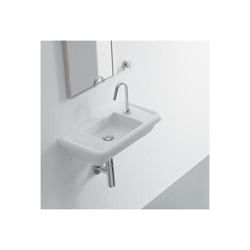 Lacava Wall Mount Sink : lacava alia wall mounted Transitional Bath Sink from Lacava, Model ...