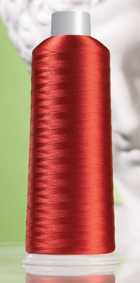 Great info on thread for embroidery machines