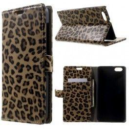 Huawei Honor 4X leopardi puhelinlompakko. #honor4x #phonecase #leopard