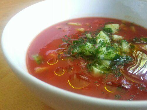 Vegetarischer Montag*- EasyPeasy Gazpacho