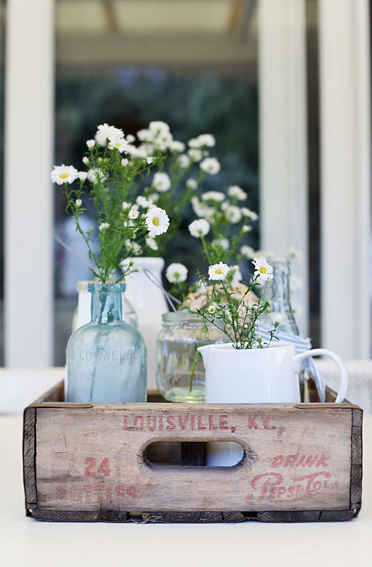 Beach Cottage Style - The One Coastal Style Item You Need for Beachy Table Decor - Beach Decor Blog, Coastal Blog, Coastal Decorating