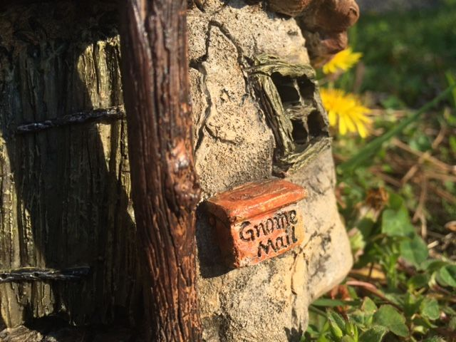 Mailbox on Gnomes Getaway- Even gnomes get mail! :)