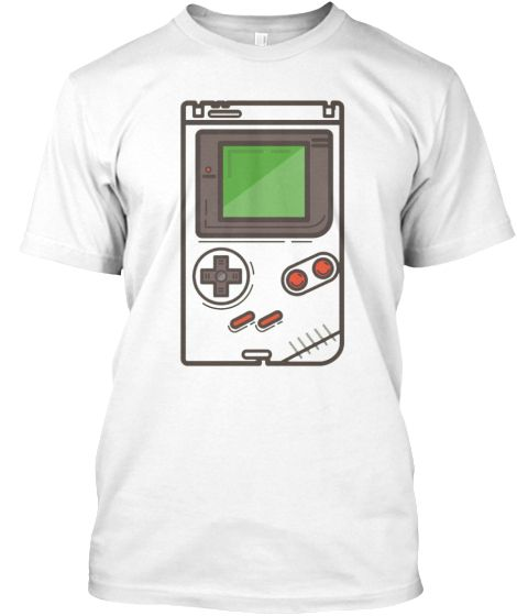 Limited! Gameboy Tees  http://teespring.com/limited-time-gameboy-tees_2