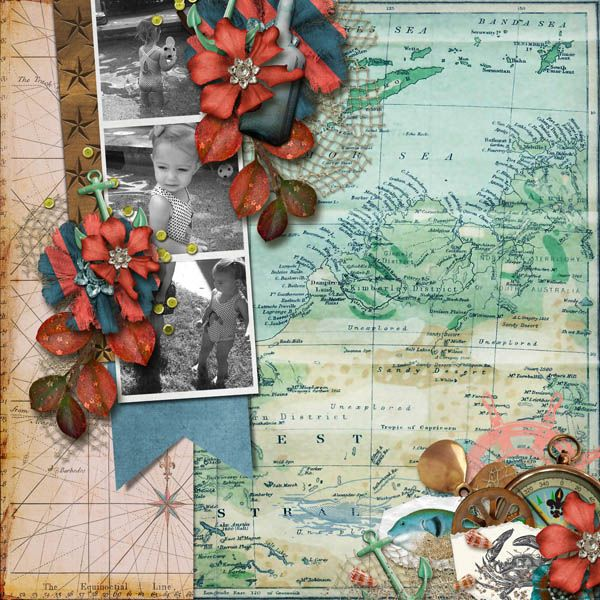 <p> 	Adrift collection for digital scrapbooking by The Nifty Pixel</p>