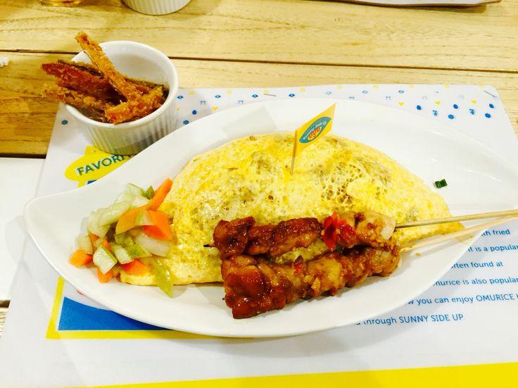 Kampoeng Satay Rice