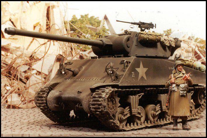 Missing Links Gallery Steve Zaloga M36B1 | 1/35 military ...