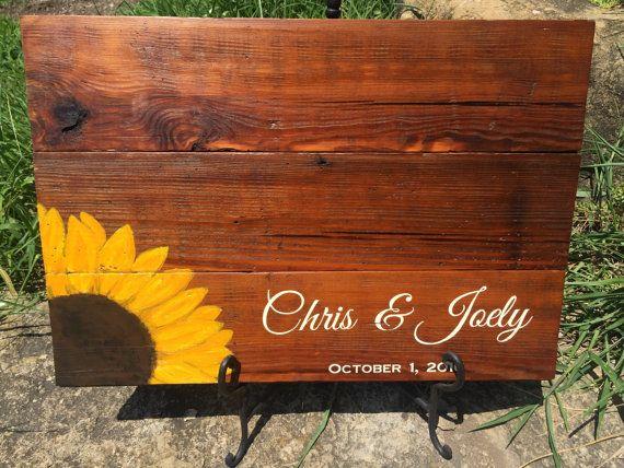 Sunflower Weddings Sunflower Wedding Guest by OakledgeInspdDesigns