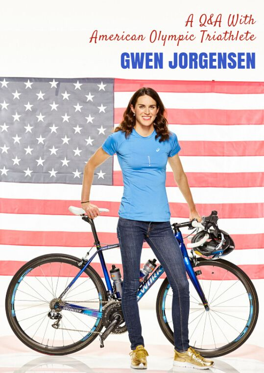 Gwen Jorgensen is a two-time world champion triathlete and the only U.S. woman to win back-to-back elite world titles in her sport. ACTIVE.com caught up with Jorgensen as she was gearing up for the 2016 season and a second go at an Olympic medal. http://www.active.com/triathlon/articles/a-q-and-a-with-american-olympic-triathlete-gwen-jorgensen?cmp=17N-PB33-S33-T6---1119