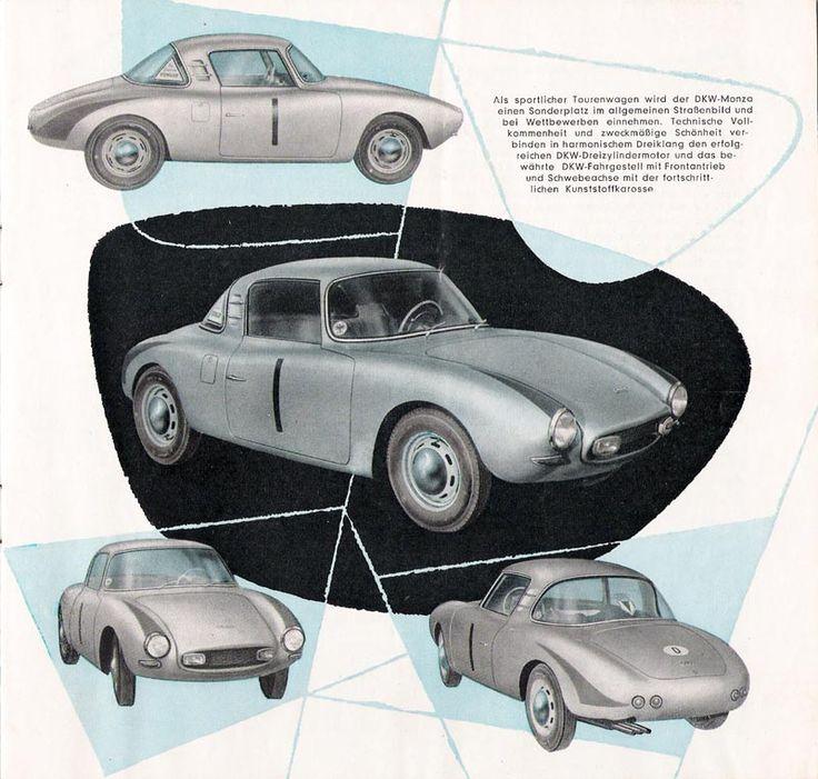 Best Dkw Auto Union Images On Pinterest Vintage Cars