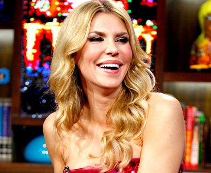 Brandi Glanville Doesn't Care What People Say About Her!