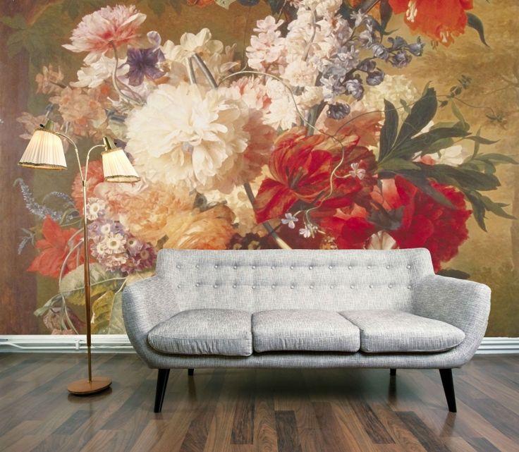 14x botanische prints op je muur