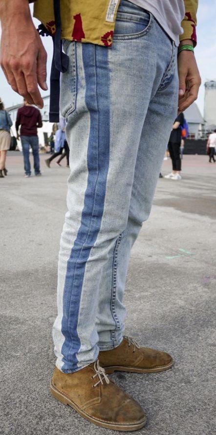 #man #denim #jeans #laundry #denimwash