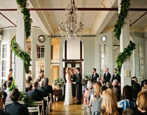 Small Indoor Wedding Ceremony Ideas