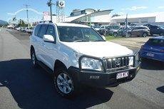 New & Used Toyota Landcruiser Prado cars for sale in Australia under 2013  $45,000.00 - klms 90000 Cairns carsales.com.au