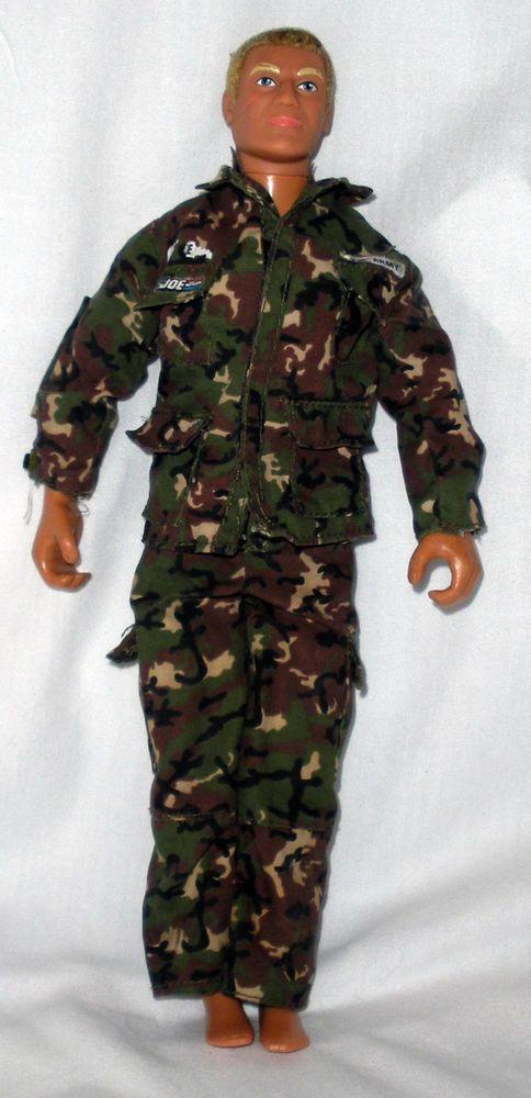 GI Joe Talking Duke 1993 Army Action Figure Doll Vintage Hasbro Tested Works #Hasbro #GIJoe #talking #duke #action #figure #actionfigure #toy #collector #collectible #tested #works #army #camouflage #ebay