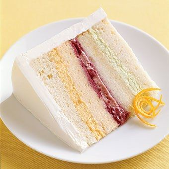 Cake flavours and fillings recipes