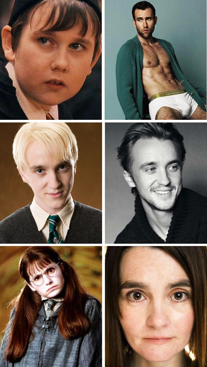 The Cast of Harry Potter Where Are They Now? Harry