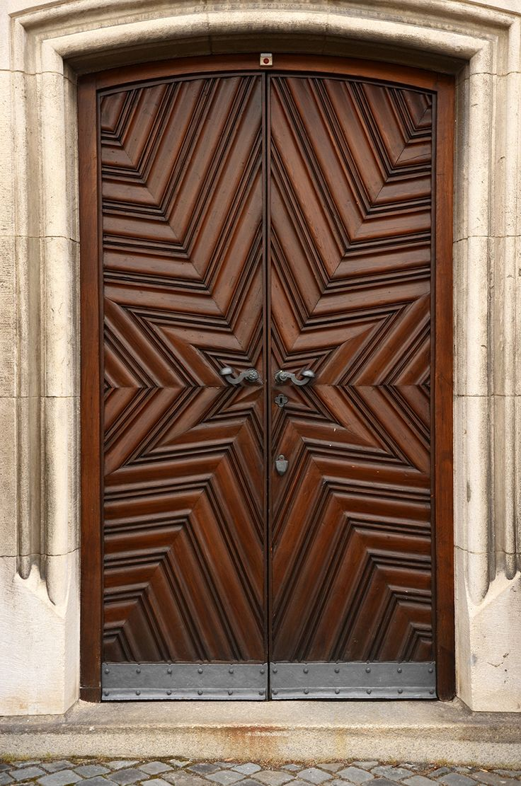 marvelous wooden entrance door design