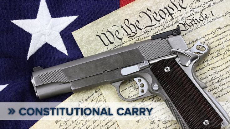 WV Senate Overrides Governor's Veto – Constitutional Carry is Law!
