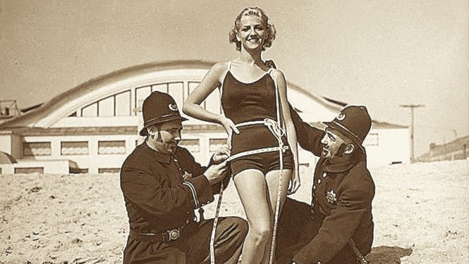 Bondi's budgie smugglers and bikini-clad beach babes are a big part of Sydney's iconic beach culture, but it hasn't always been that way. We explore Sydney beaches' 'Bikini Wars' between the 1940's - 1960's.