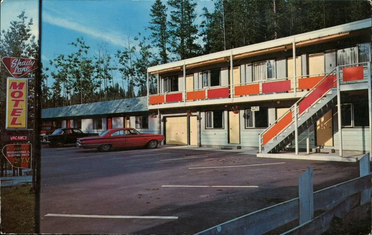 Shady Lane Motel, Prince George, BC