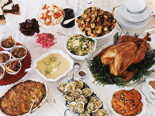 Where to Eat Thanksgiving Dinner in New York City